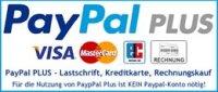 Unsere Lederbänder mit PayPal Plus bestellen